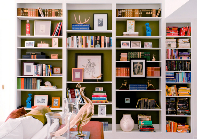 Bookcases with Accessories