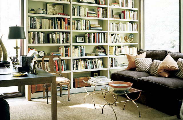Stylish Study Bookcases