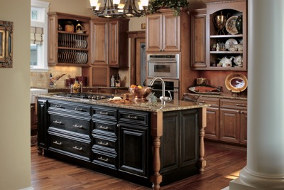 Canyon Creek Charleston Cabinetry