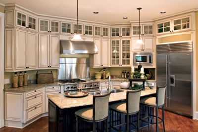 Canyon Creek Hampton Cabinetry