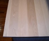 "WoodTop-3/4: Solid Wood Butcherblock 3/4"" Thick"